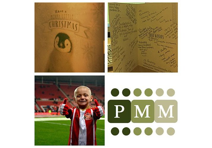 Pall Mall Medical supports Bradley Lowrey